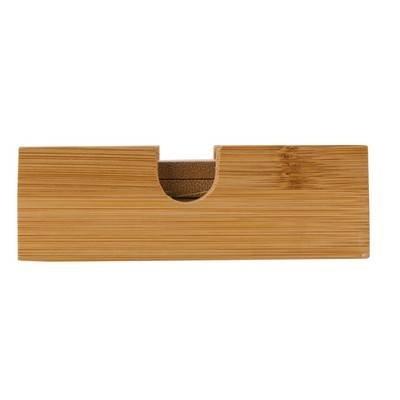 Zestaw bambusowych podkładek, 4 szt.